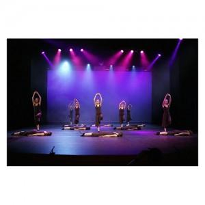 Schoolvoorstelling Dansstudio Dentro in theater COOL 2009