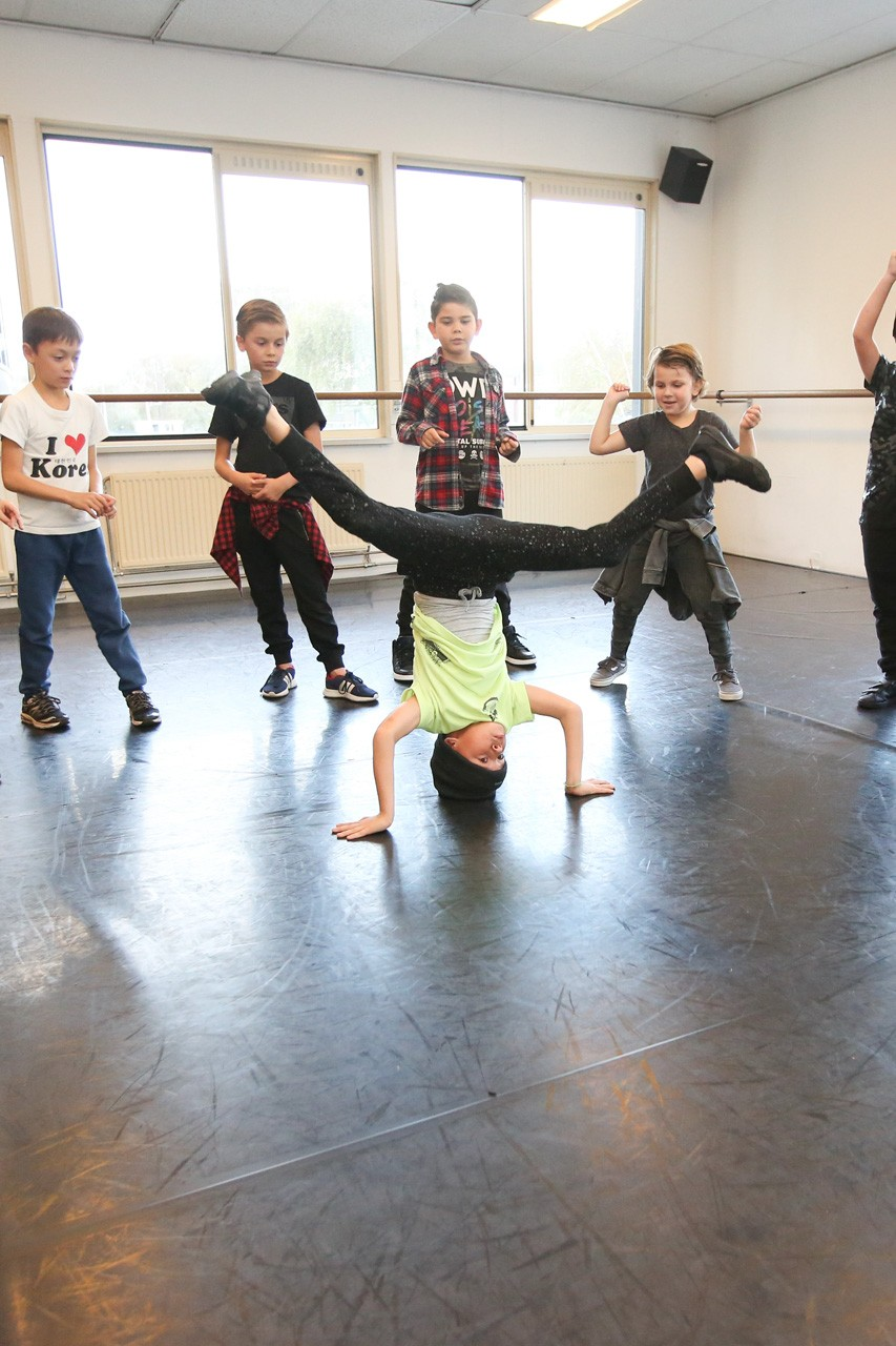 BREAKDANCE (9-15 jaar)
